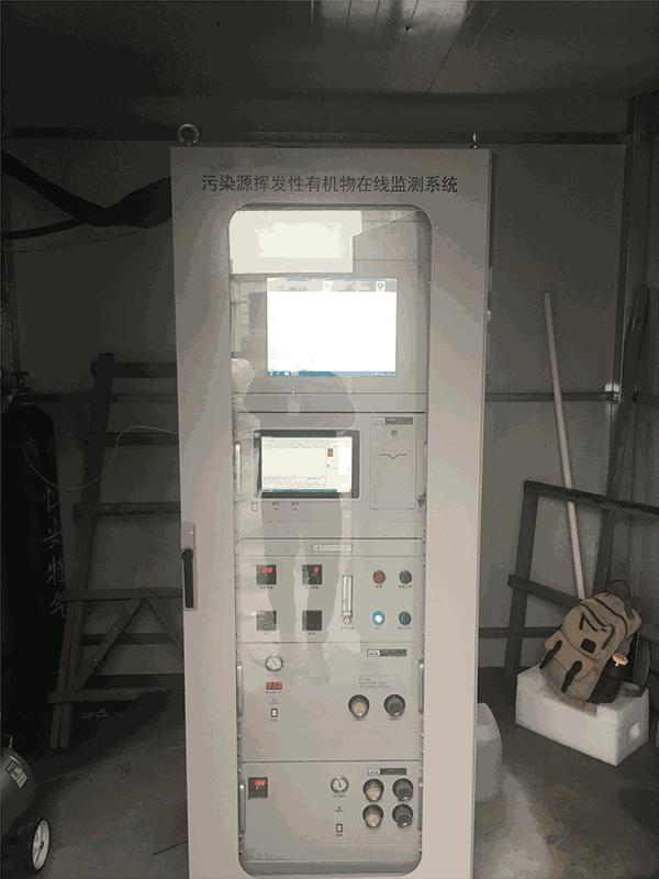 南京福来泰克烟气在线监测设备案例