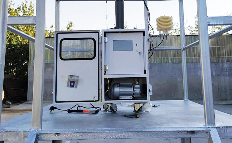 FT-YC01型号贝塔射线扬尘监测仪