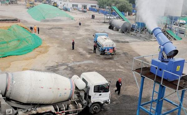 深圳加强施工工地噪声扬尘在线监测系统建设