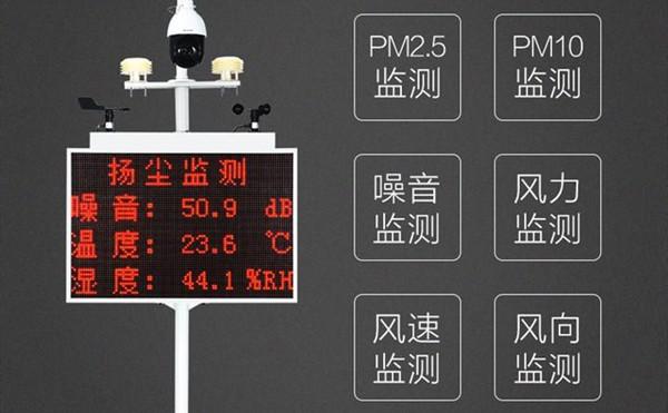 扬尘在线监测仪直击噪声污染的严重性