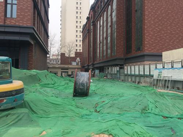 扬尘在线监测系统实现建筑工地扬尘污染管理一体化